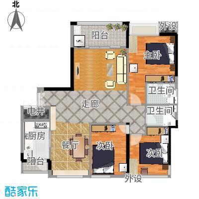 赣州-中洋城中经典-设计方案