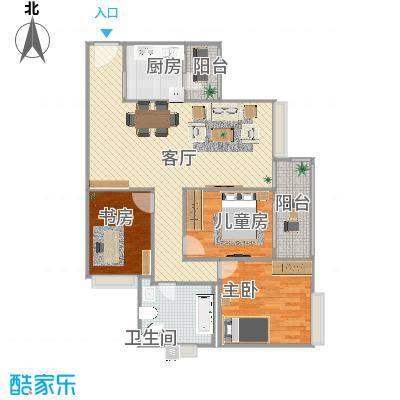 珠海-世荣名筑-设计方案
