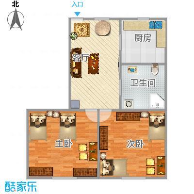 虹口-东五小区(虹口)-设计方案