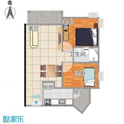 广州-光大花园华榕苑C4&3座01房-设计方案