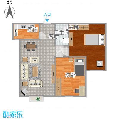 正定-塔元庄园6号楼-龙飞设计方案2015.6.21
