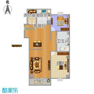 合肥-梦园小区-设计方案