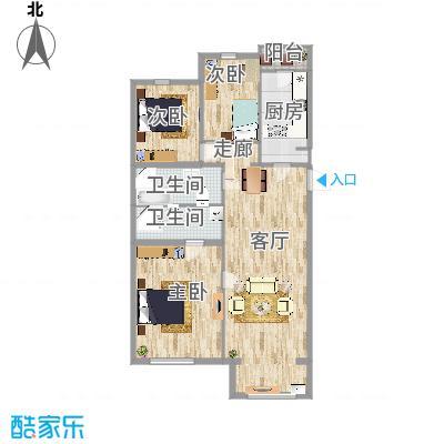 昌平-天露园一区-设计方案
