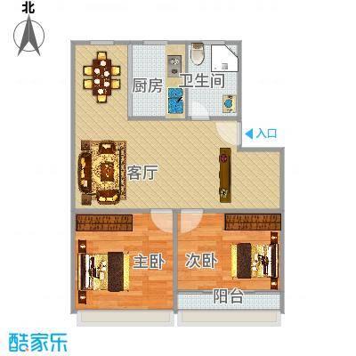 厦门-岳阳小区-设计方案