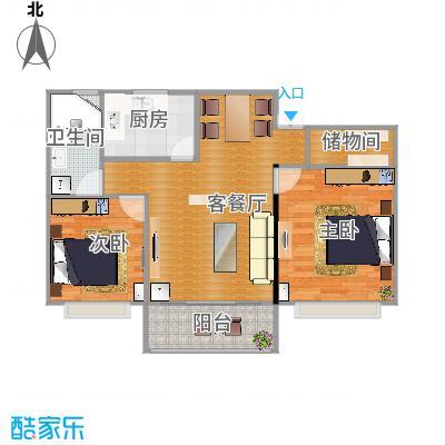 上海-丰景湾名邸-设计方案