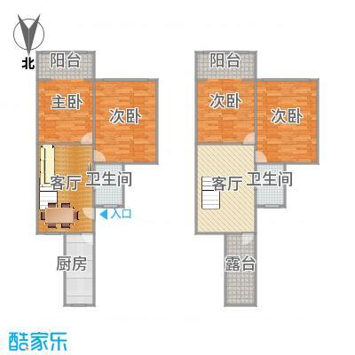 上海-建业新村-设计方案