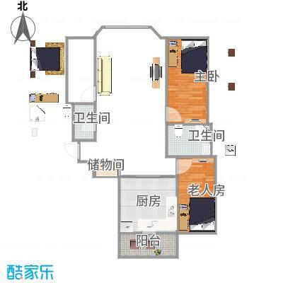 南岗-林海华庭-设计方案