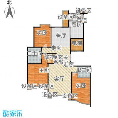 杨浦-丰泰世纪公寓-设计方案