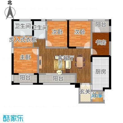 成都-泰悦湾-设计方案