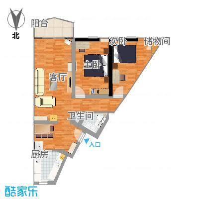 北京-天通苑本四区-设计方案