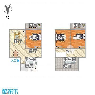 上海-兴霞小区-设计方案