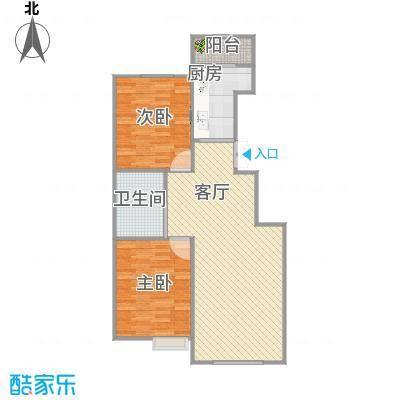 密云-中加・博悦-B3改三居-设计方案