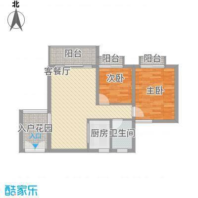 文昌北苑402436999500户型