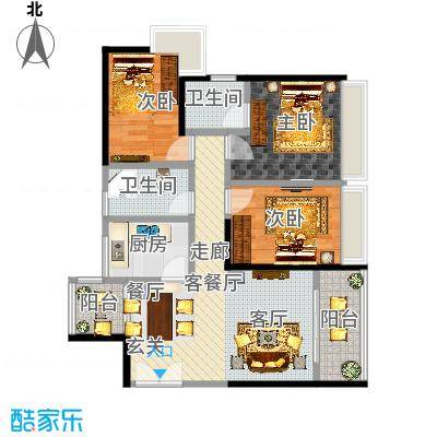 深圳-新天地-设计方案
