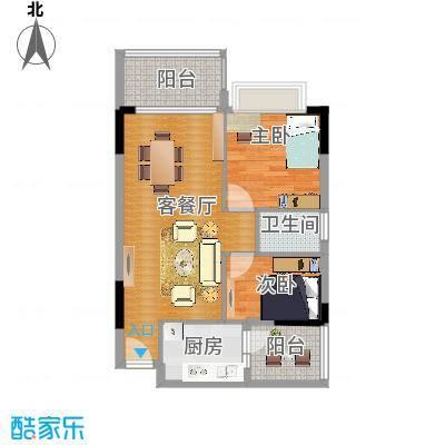 东莞-地王广场-设计方案