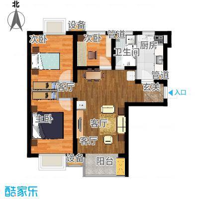 北京-夏威夷・蓝湾-设计方案