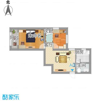 虹口-巴林小区-设计方案
