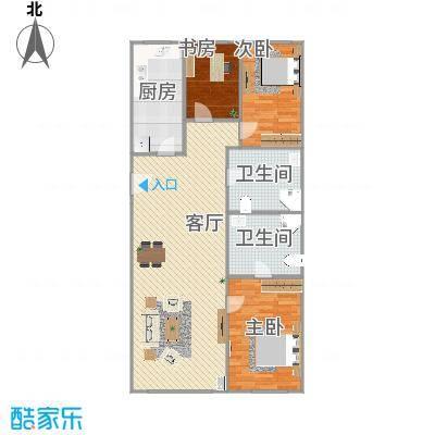 北京-天通苑东三区-设计方案