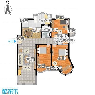 闸北-新红厦公寓-设计方案