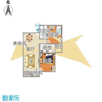 北京-北京市怀柔区庙城镇怡安园小区-设计方案