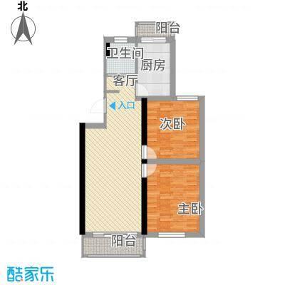 上海-嘉屯苑-91平户型