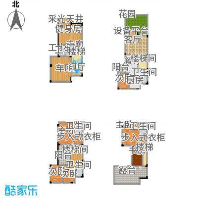 东莞-清华居-设计方案