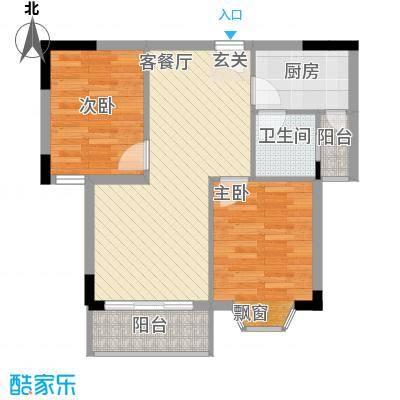 新港名城花园20100724084328户型