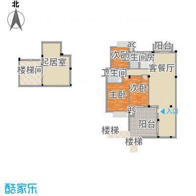 春江花园2009062521344313225户型