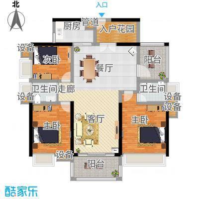 惠州-中信凯旋城别墅-设计方案
