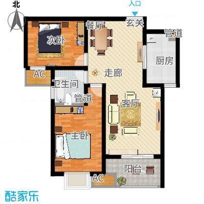 西安-中国铁建梧桐苑-设计方案