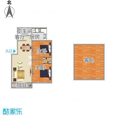虹口-梅福花苑-设计方案