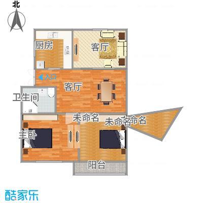 上海-车站新村-设计方案