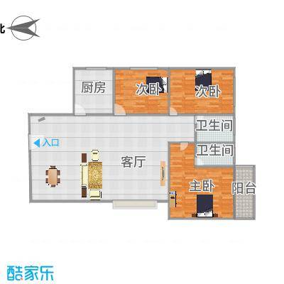 万田地产郑招军136-9503-2589菡菁大厦绝版户型