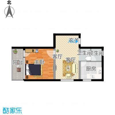 石景山-地铁古城家园-设计方案