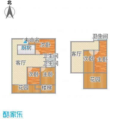 朝阳-京城雅居别墅-设计方案