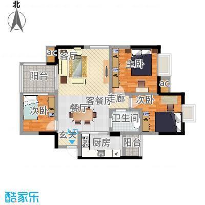 德阳-凯丽景湖三期-设计方案