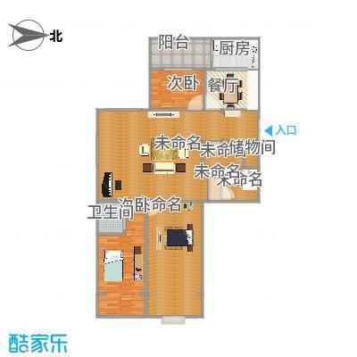上海-海厦小区-设计方案