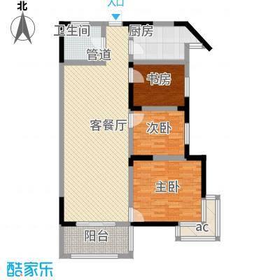 春江花园20121008005526164220户型