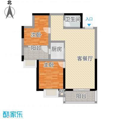 大兴新悦城3号楼-C户型