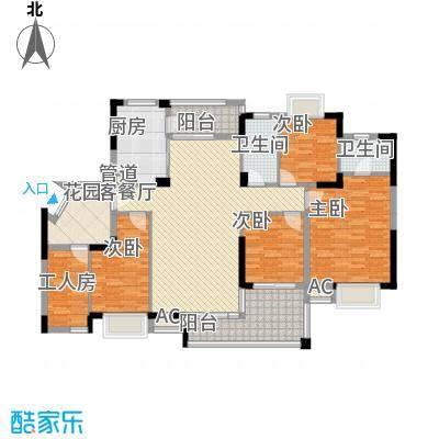 三正卧龙山142.00㎡半山区9-13栋01、0户型6室5厅5卫1厨