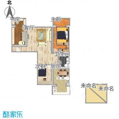 太原-东旭小区-设计方案