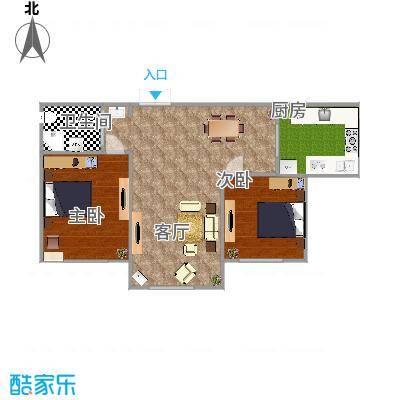 杭州-蓝桥名苑-设计方案