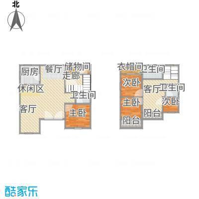 松江-乔爱别墅-设计方案