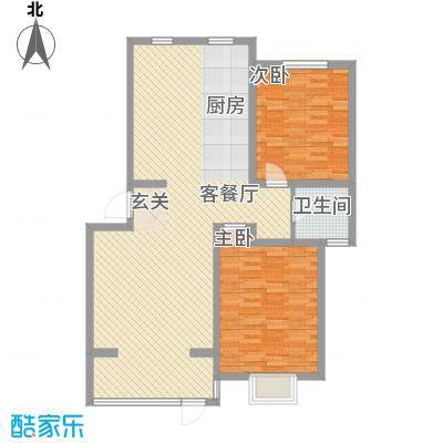 东区国际16号楼户型