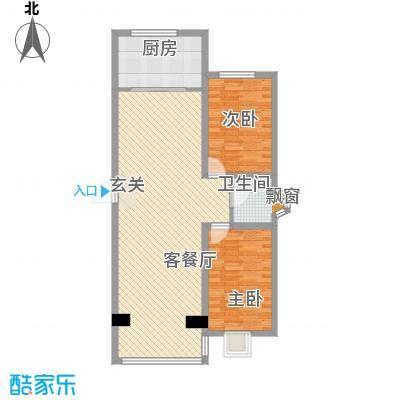 东区国际15号楼户型