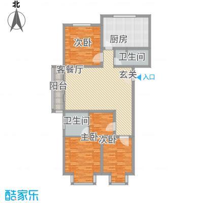 东区国际8号楼02户型