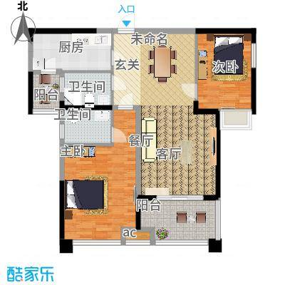 广州-富华花园-设计方案