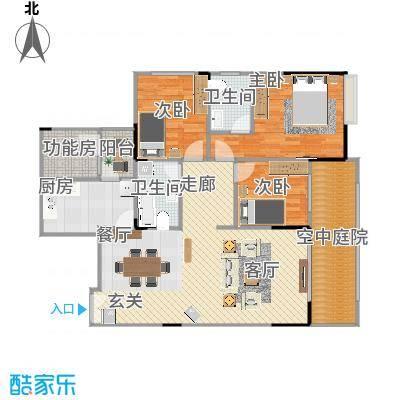 重庆-云海蓝湾-设计方案