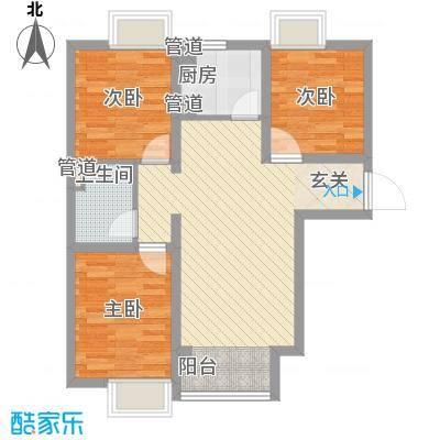香汐五期D-3户型