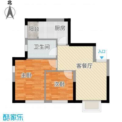 珠江新城二期L户型